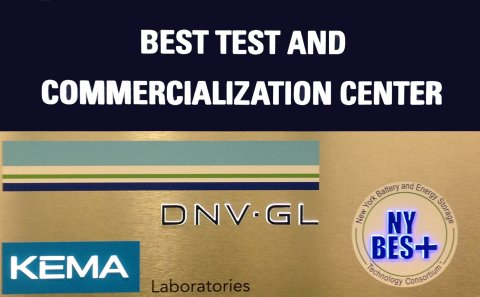 Best Test and Commercialization Center