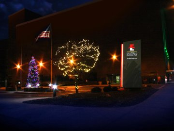 At thriving Eastman Business Park, the lights are always on!