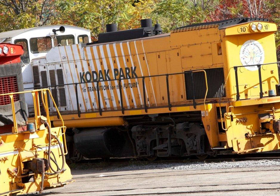 Eastman Business Park - Railroad