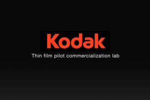 Kodak Thin Film Pilot Commercialization Lab