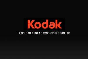 Kodak Thin Film Pilot Commercialization Lab