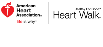 American Heart Association - Heart Walk & Run