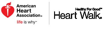 American Heart Association - Heart Walk & Run