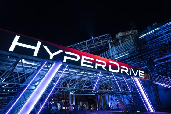 Eastman Business Park provides the perfect stage for new Netflix Show - Hyperdrive