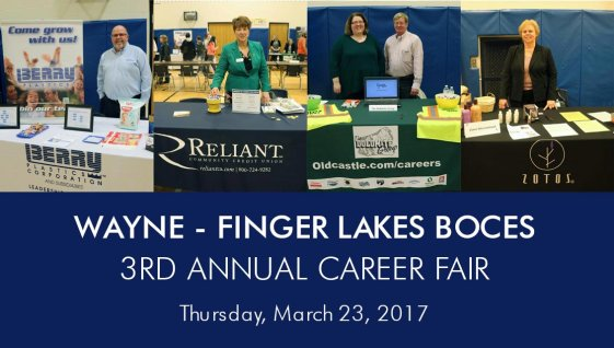 WTCC - 3rd Annual Career Fair