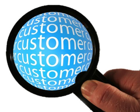 finding the right customers