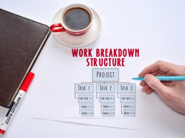 Creating a Work Breakdown Structure