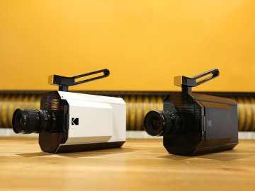 Excitement Soars at CES with Super 8 camera