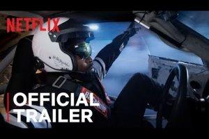 Netflix Hyperdrive Trailer