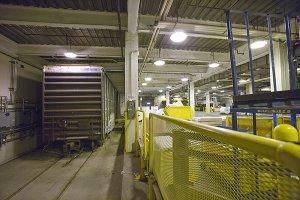 Rail Access - Interior