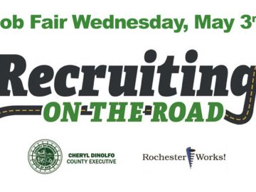 Job Fair May 3rd - Recruiting on the Road