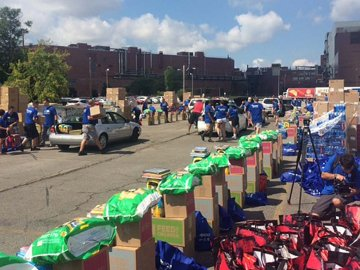 Feed the Children, Tops Friendly Markets and PepsiCo Partner up to Support Local Rochester Families