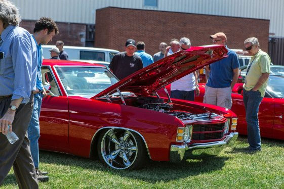 Like all Classics, Annual Car Show Gets Better with Time