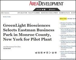 Area Development article screenshot