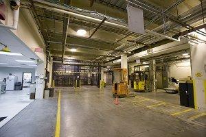 Manufacturing/Storage Area