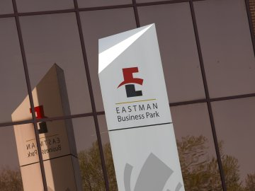 Wall Street Journal reports on Eastman Business Park momentum