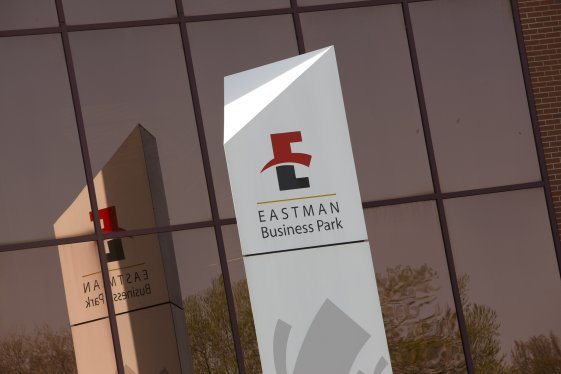 Wall Street Journal reports on Eastman Business Park momentum