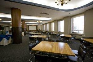 Dining Area/Classroom Option